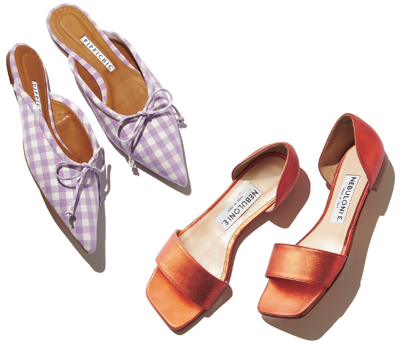 【春の靴&バッグ図鑑】この1足で着こなしが見違える!サンダル&パンプス9選