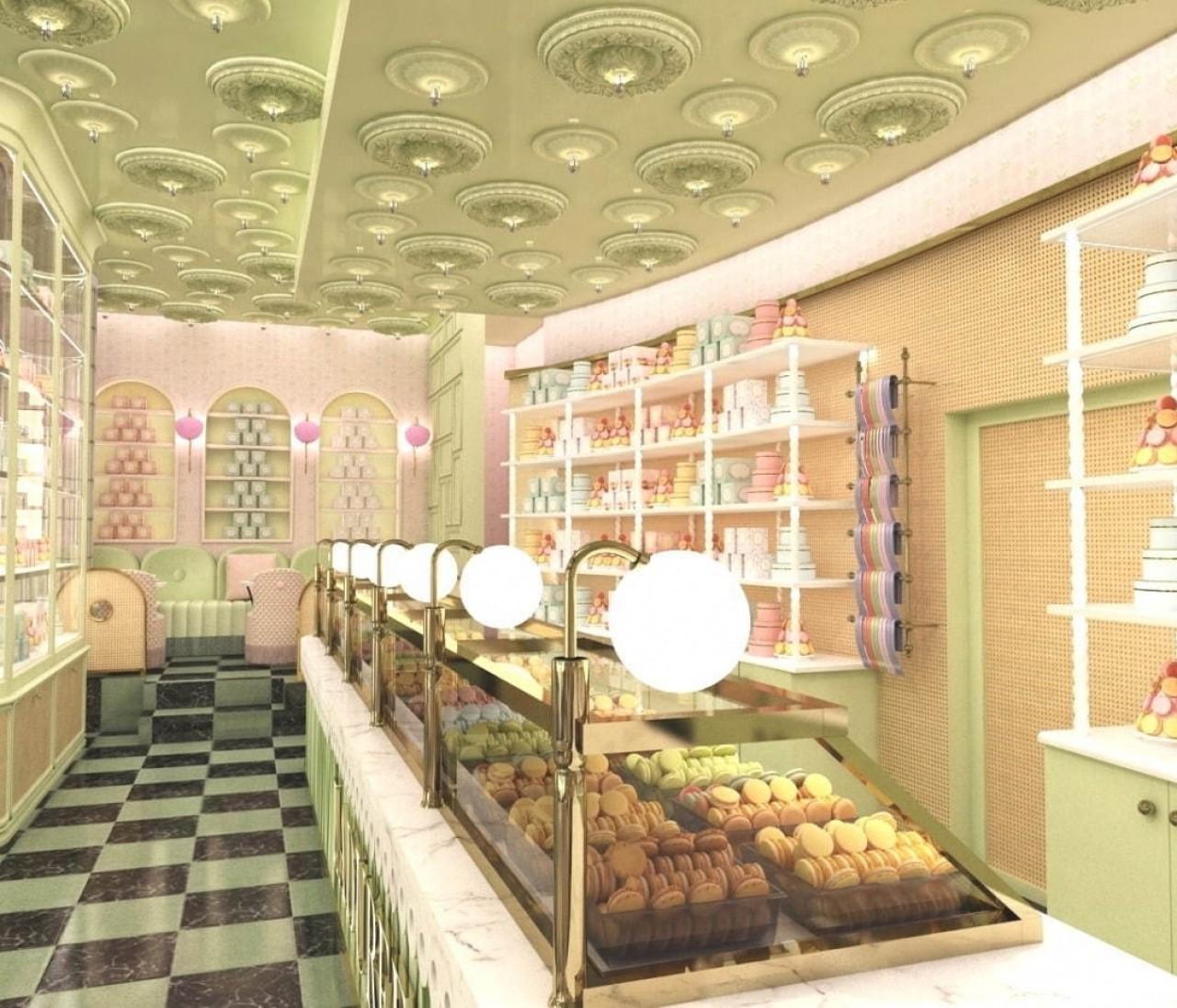 ラデュレ初のロールケーキを限定発売!12/6に『ラデュレ 渋谷松濤店』が渋谷のBunkamuraにオープン