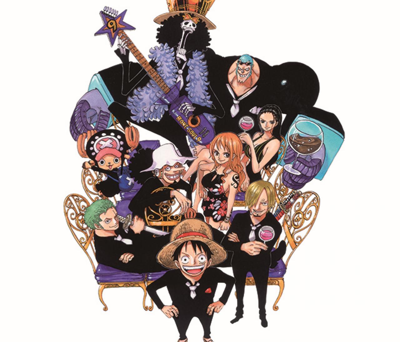 【超速報】バイラ9月号は『ONE PIECE』を大特集!! 別冊「ONE PIECEプレミアムBOOK」は永久保存レベル!!