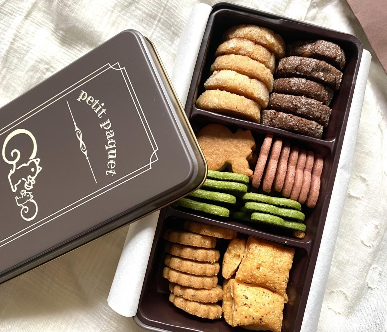 【お取り寄せスイーツ】大切に食べたい憧れのクッキー缶
