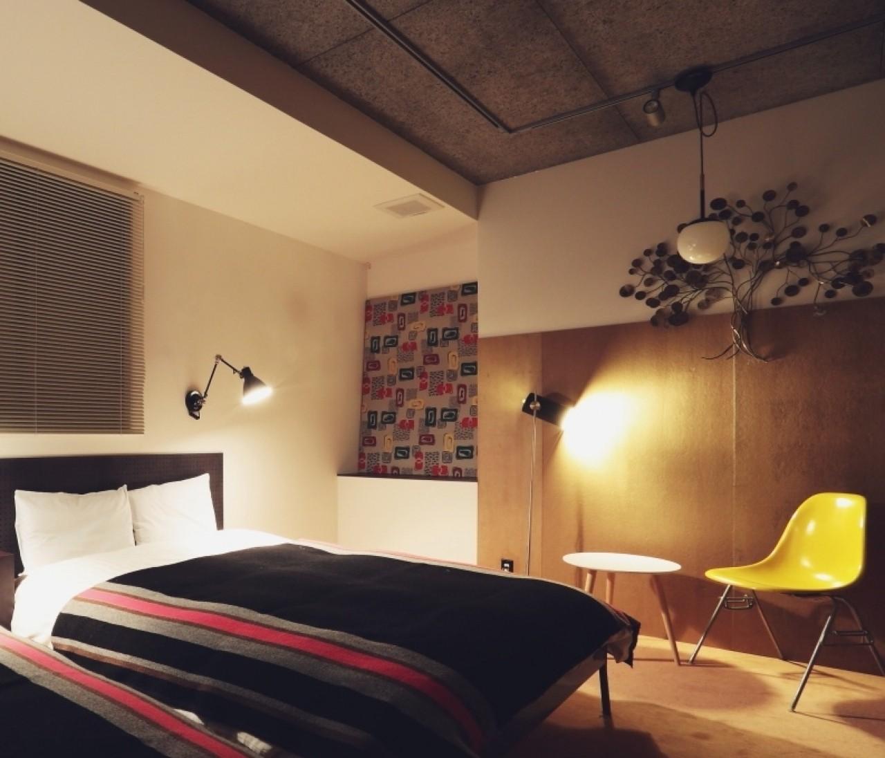 全室異なるインテリアが素敵!大阪のコンセプトホテル①【関西のイケスポ】