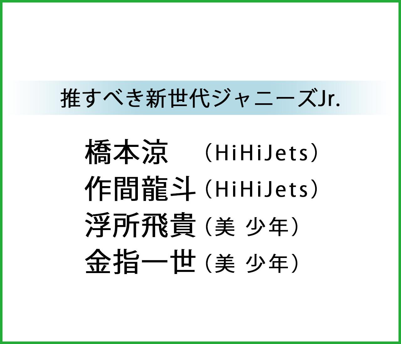 #HiHiJets #美少年 メンバーがBAILAに初登場!【推すべき新世代ジャニーズJr.まとめ】