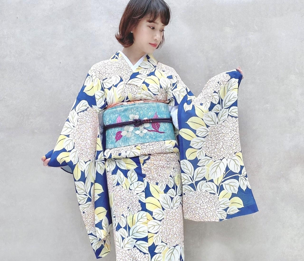着物に恋して♡東京国立博物館でお着物の歴史に触れて