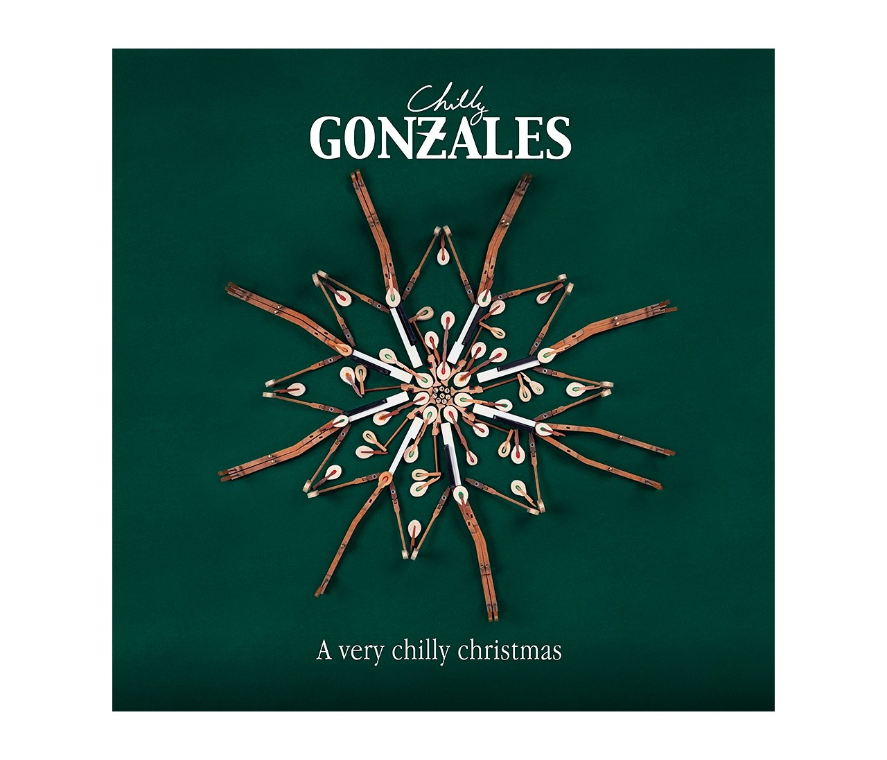 チリー・ゴンザレスのクリスマスアルバム『ア・ベリー・チリー・クリスマス』をレビュー!【30代のための音楽ナビ】