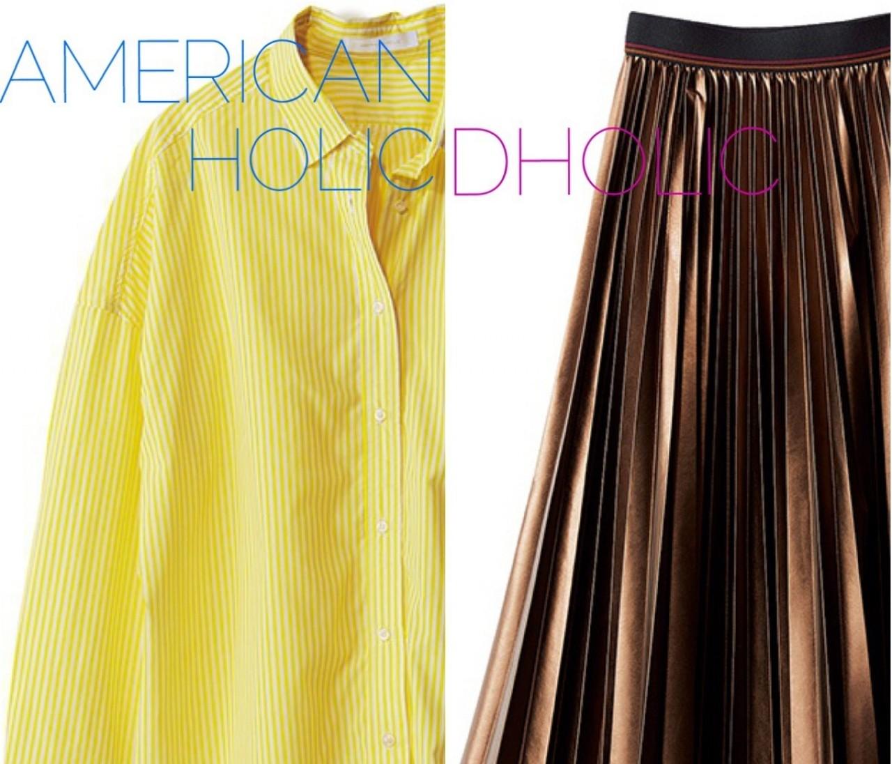 【アメリカンホリック&DHOLIC】には、女子会映え高コスパ服が揃ってる!