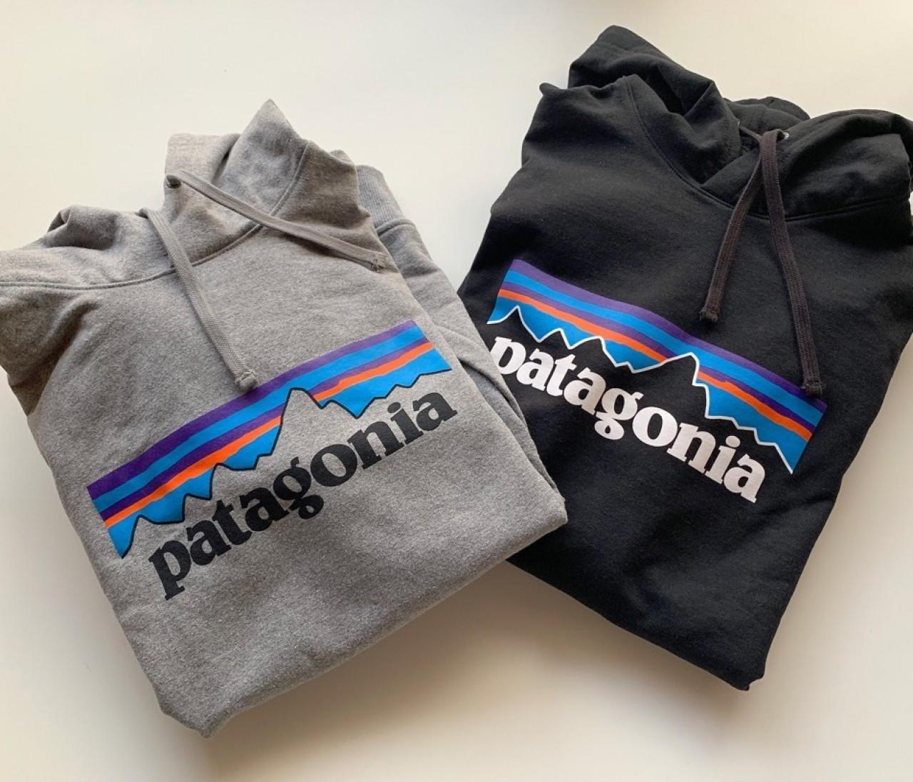 Patagoniaのプルオーバーにひとめぼれ♡