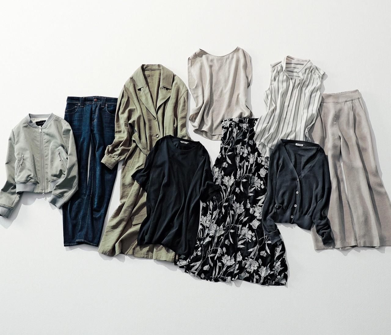 【捨哲学】ワードローブを整理して服のテイスト幅を広げるコツ