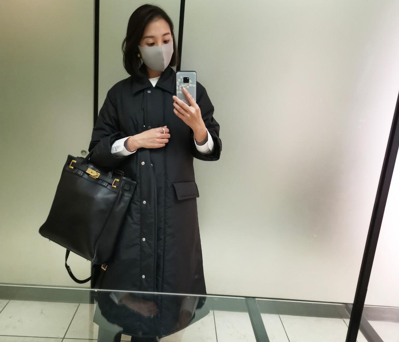 【セール購入品】ユナイテッドアローズのダウン