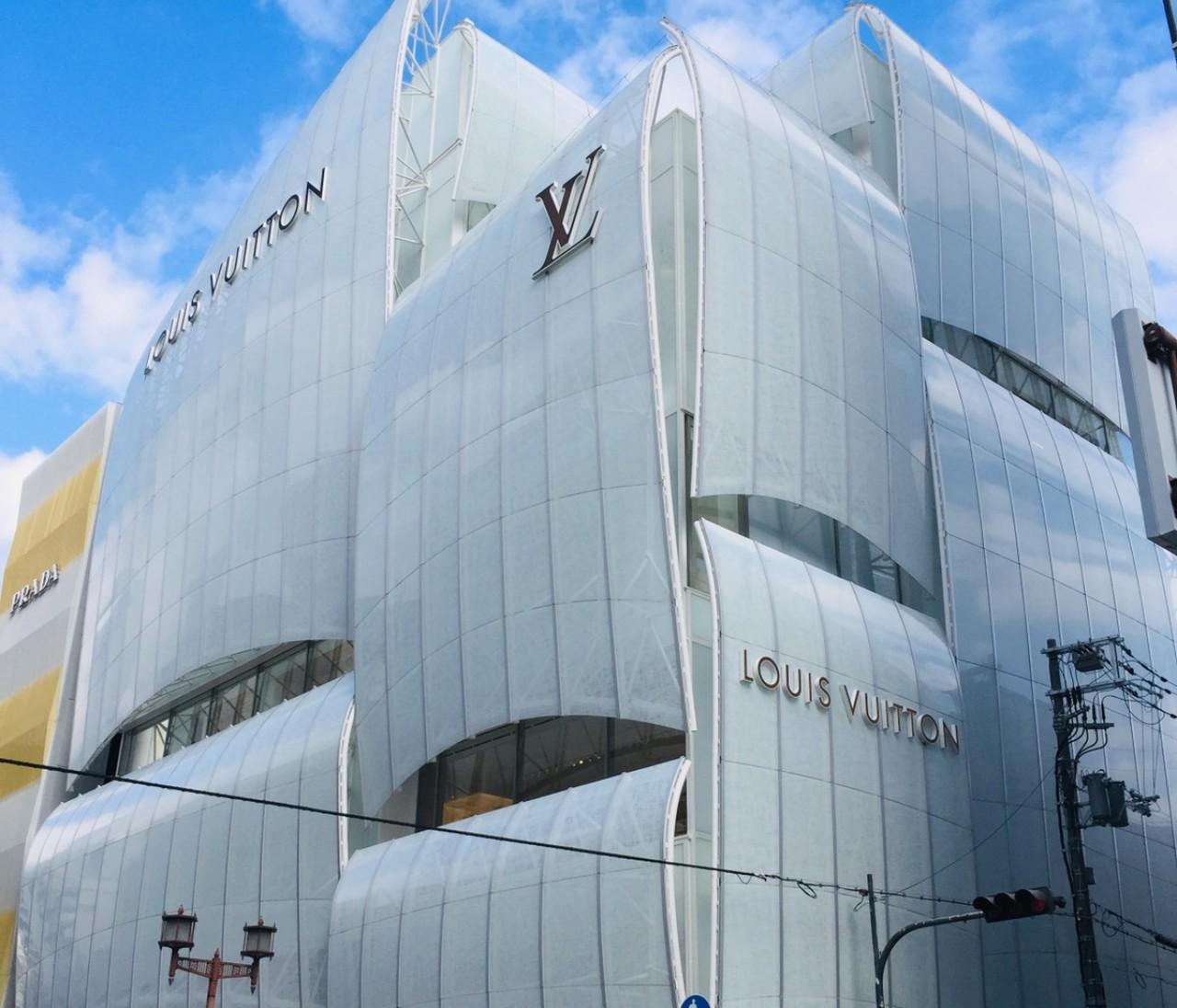 日本最大!「ルイ・ヴィトン メゾン 大阪御堂筋」が2月1日にオープン