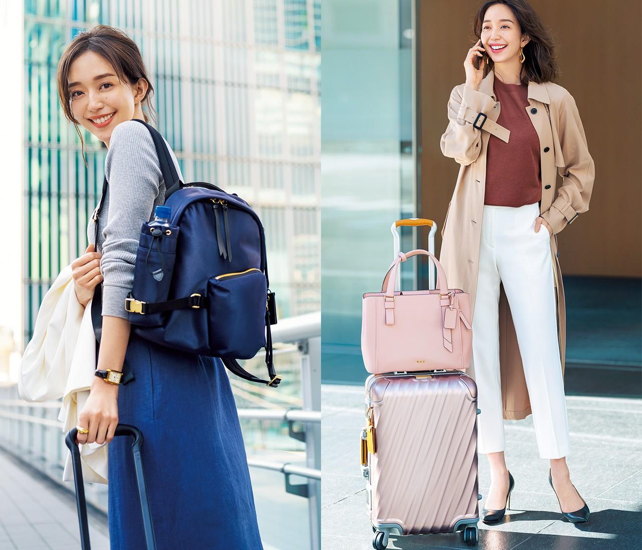 働く女子必見、優秀すぎるTUMIのバッグ
