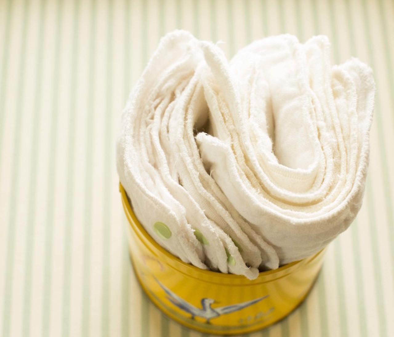 話題の「布ナプキン」体験【1】使い始めたきっかけは?