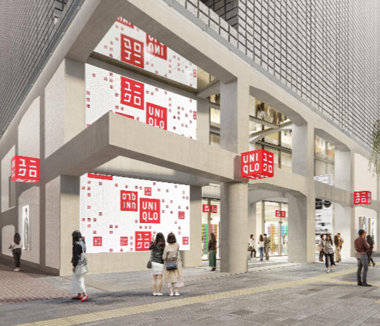 """【ユニクロ(UNIQLO)&ジーユー(GU)】が""""見たことのない""""新店舗オープンラッシュ攻勢スタート! 2020年春は横浜・原宿・銀座へ"""