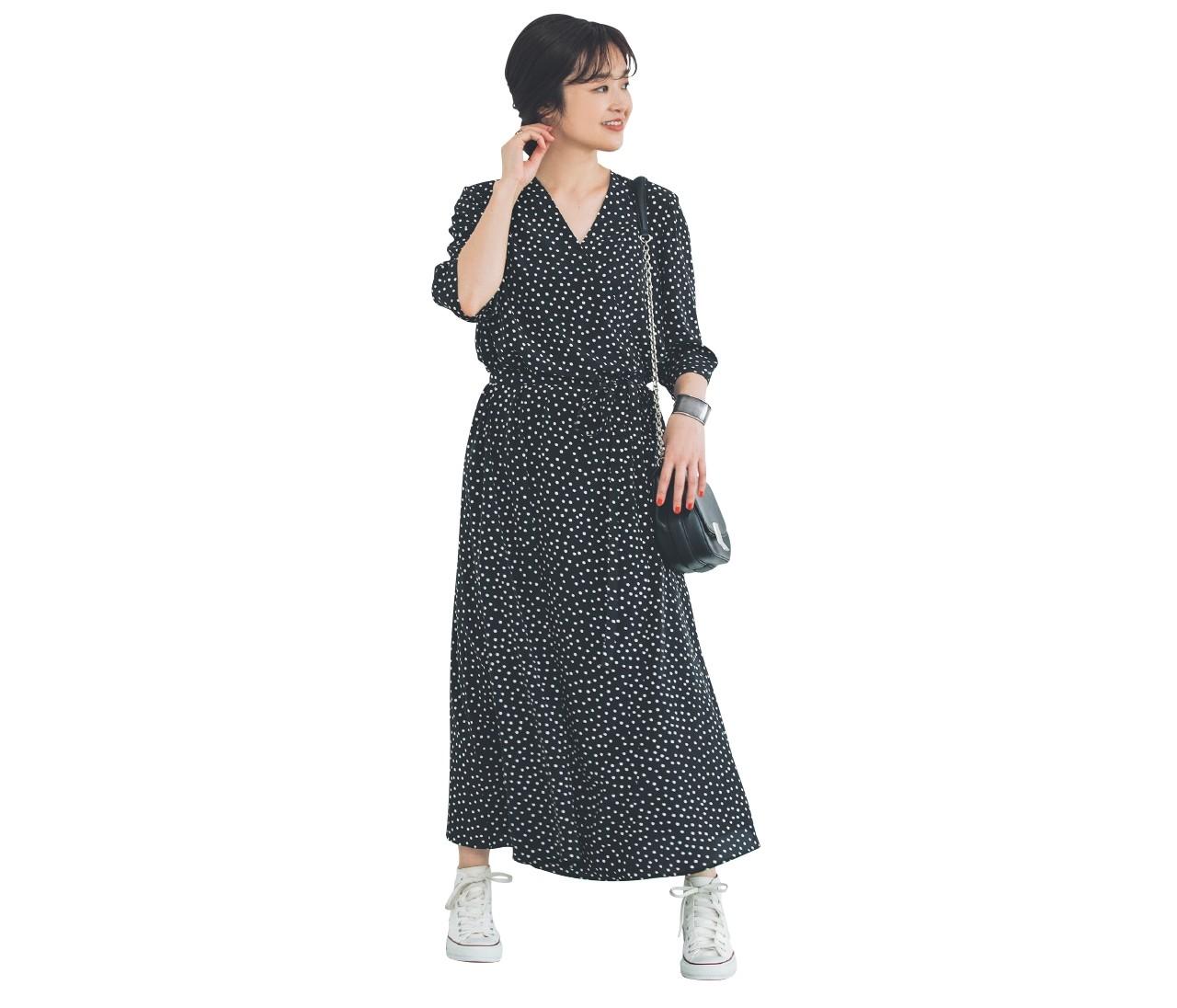 【30代女子の夏ファッションQ&A】夏でも暑苦しくない「黒コーデ」とは?