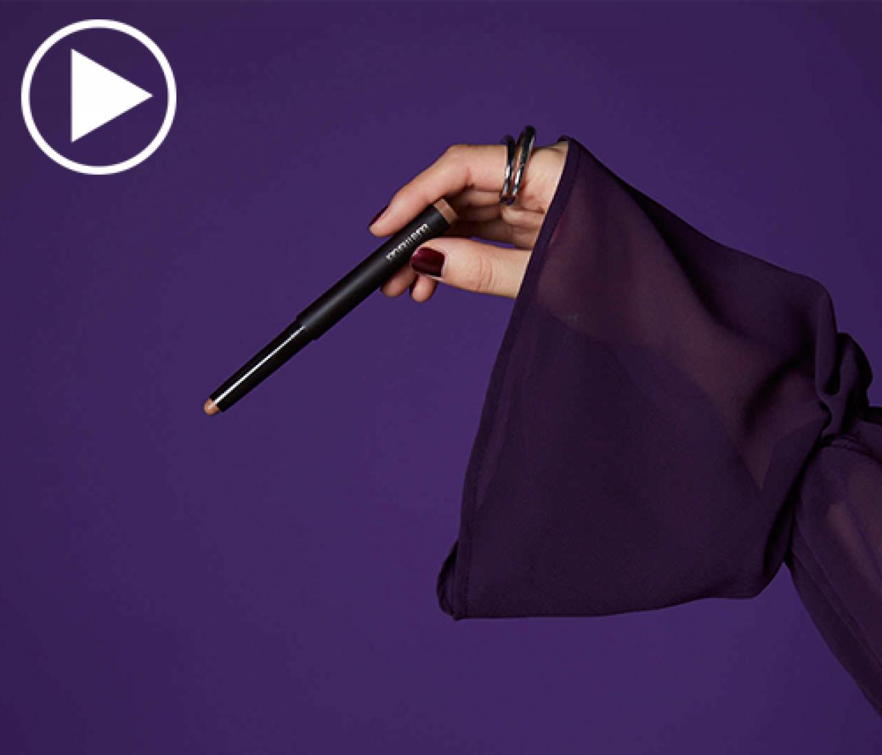 【大人のイガリメイク動画】ハートに強さを宿すマットなキャラメル色のまなざし