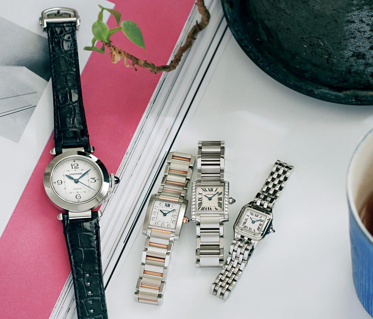 【桐谷美玲の30代名品時計まとめ】働く女性がずっと愛せる腕時計32選!
