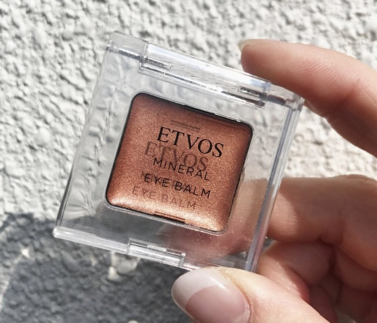 【ETVOS】コスメで春メイク♫