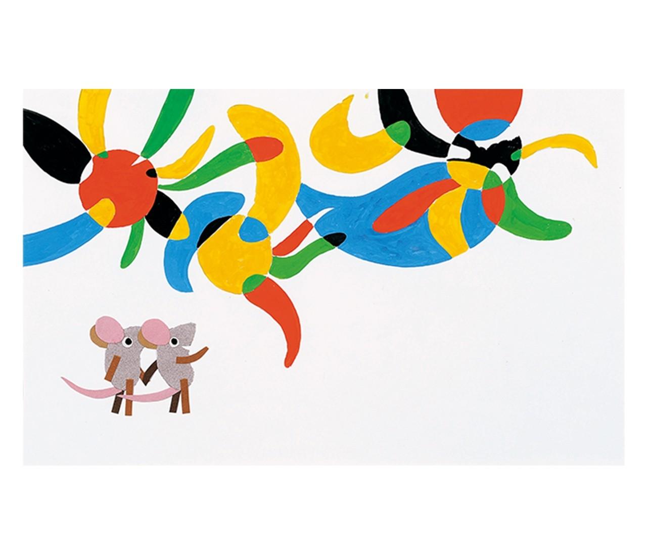 『みんなのレオ・レオーニ展』あの『スイミー』も。ワクワクしちゃう絵本作家の展覧会