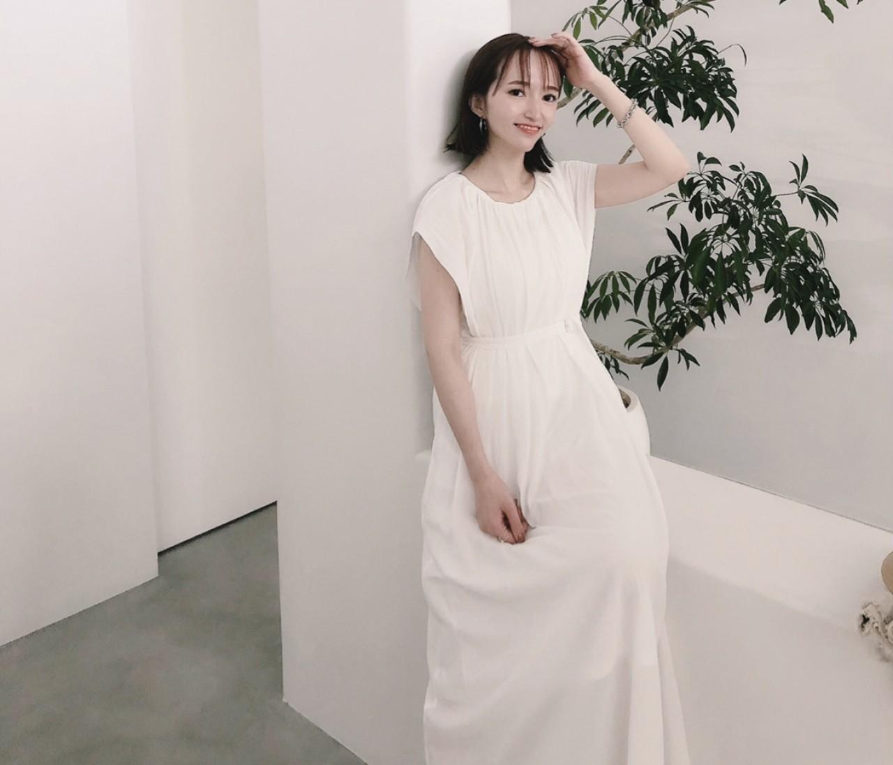 【BAILA 8月号】最近のコーデ♡