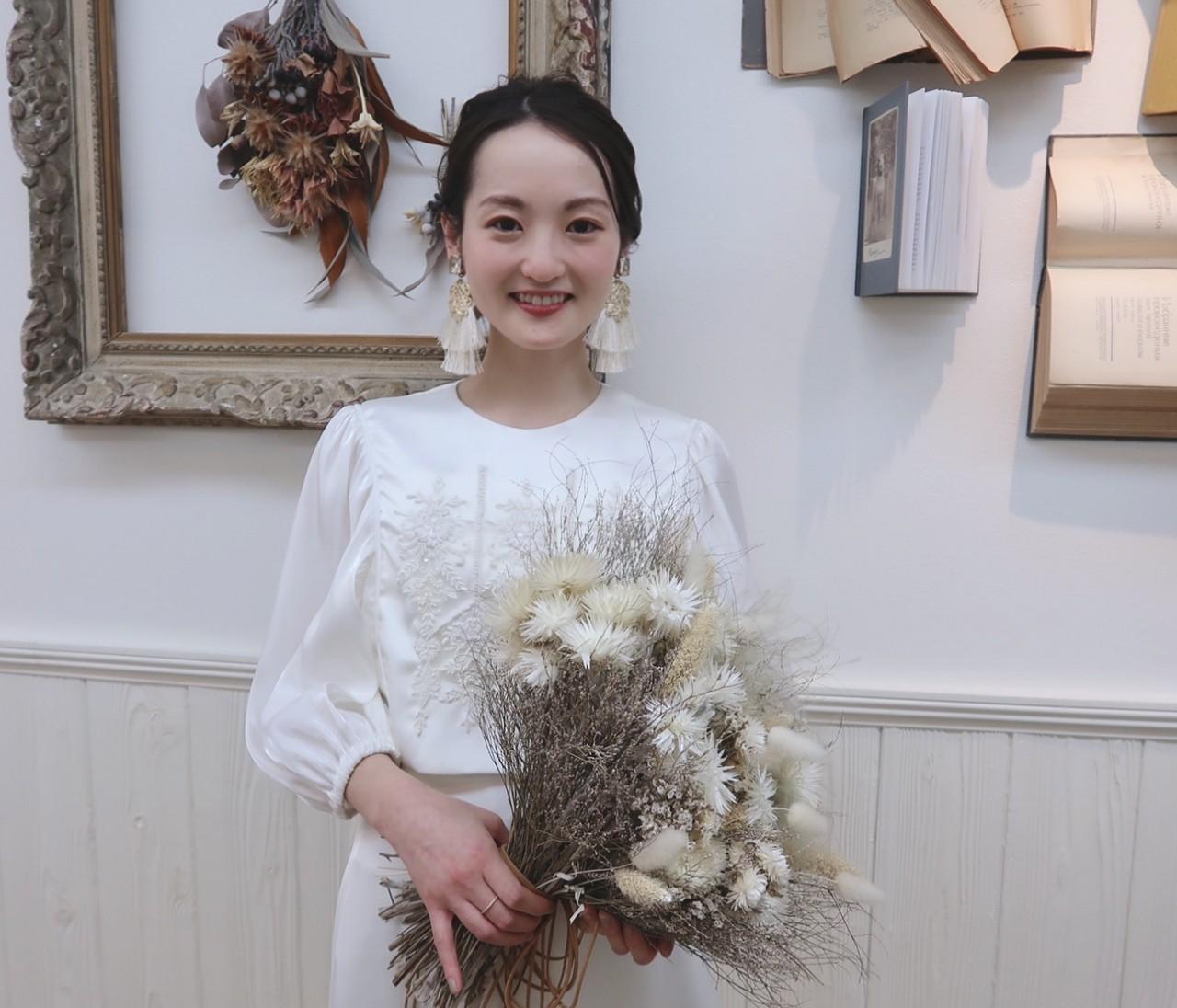 ウェディングドレスご紹介-①
