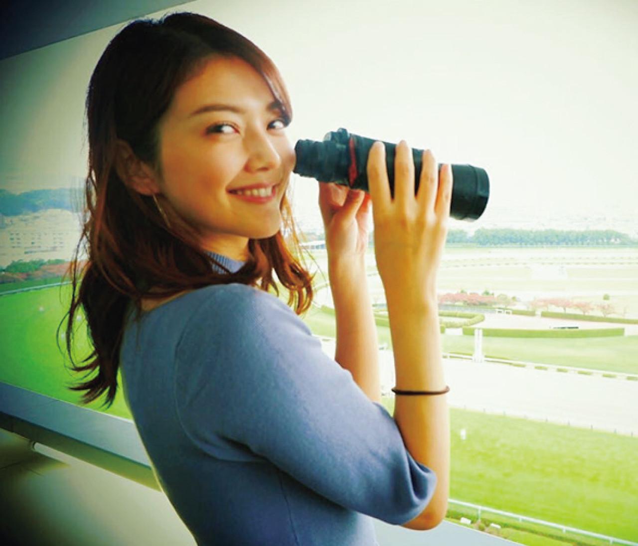 【競馬のススメ】女優にして馬女(ウマジョ)!田中道子さんが競馬にハマったワケ