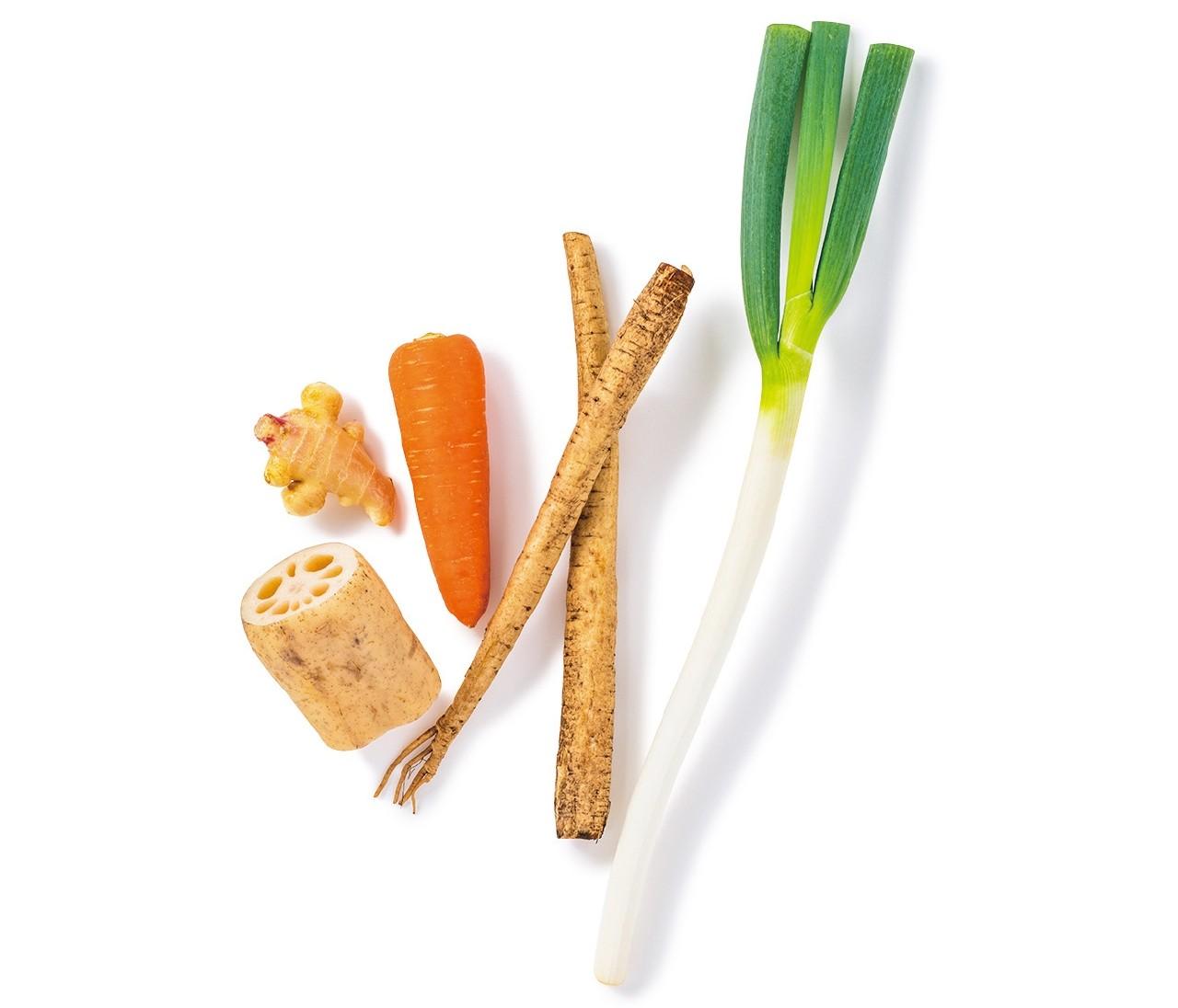 【温活テク】インナーケアは野菜&調味料を味方に温め力推進!