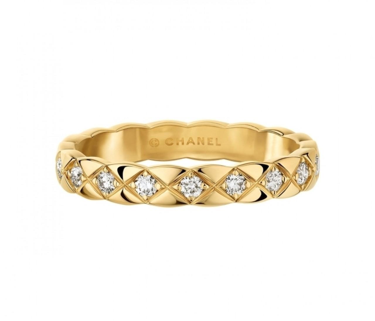 シャネルで選ぶ結婚指輪5選【新時代の価値あるウエディングリング】