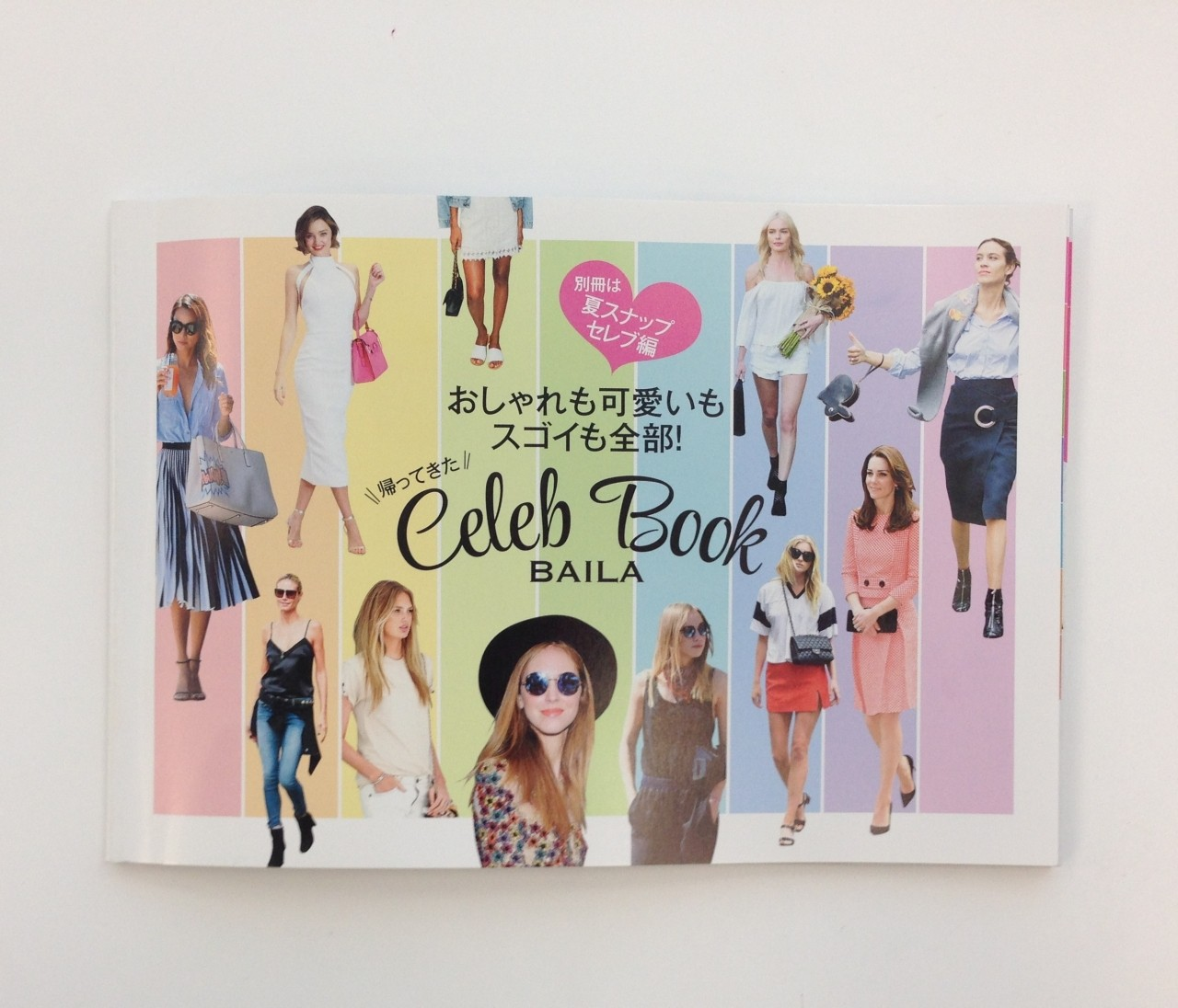 セレブこそTPPO上手でした。ケイト・ボスワースのデートファッションにうっとり。明日12日発売BAILA8月号をチェック!