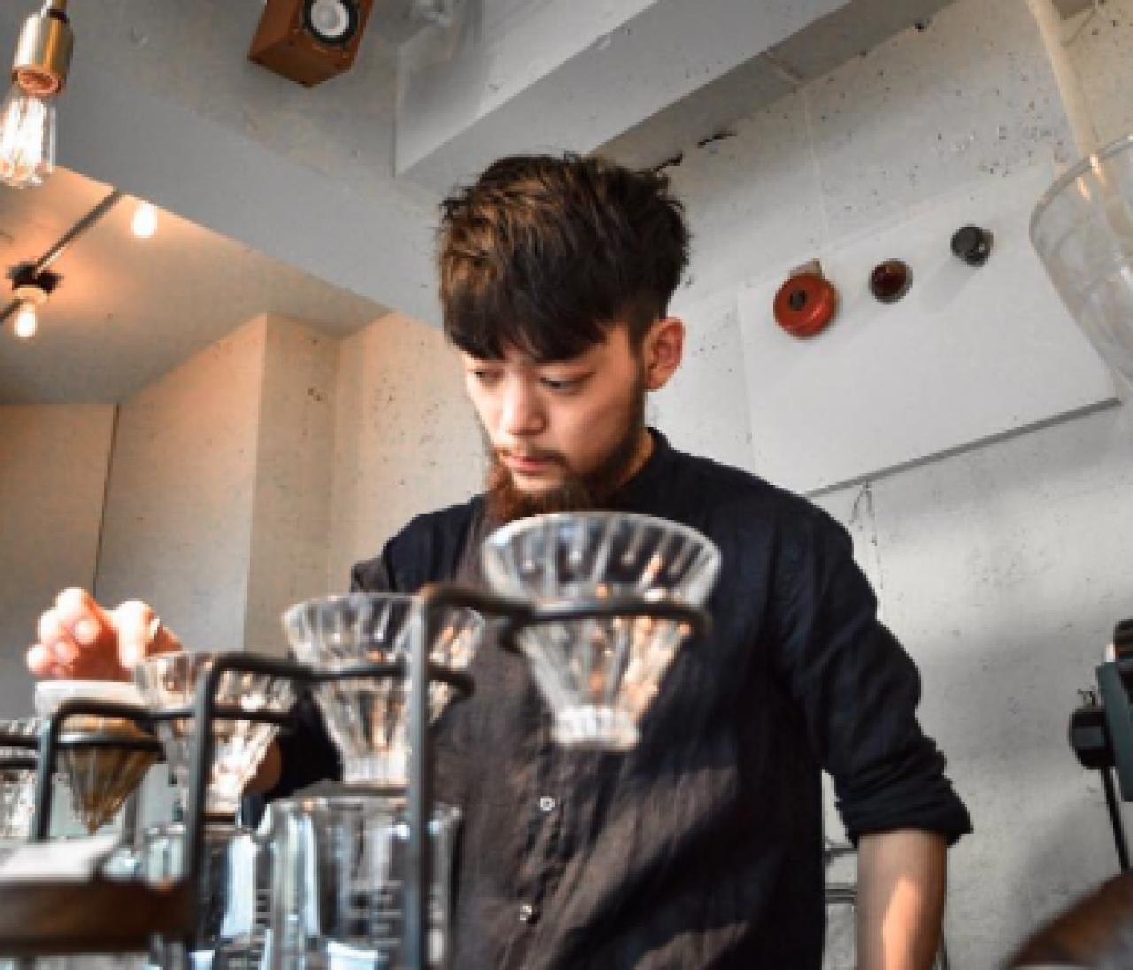 【働く女の癒し♥︎】美味しいコーヒー&イケメンそして素敵空間