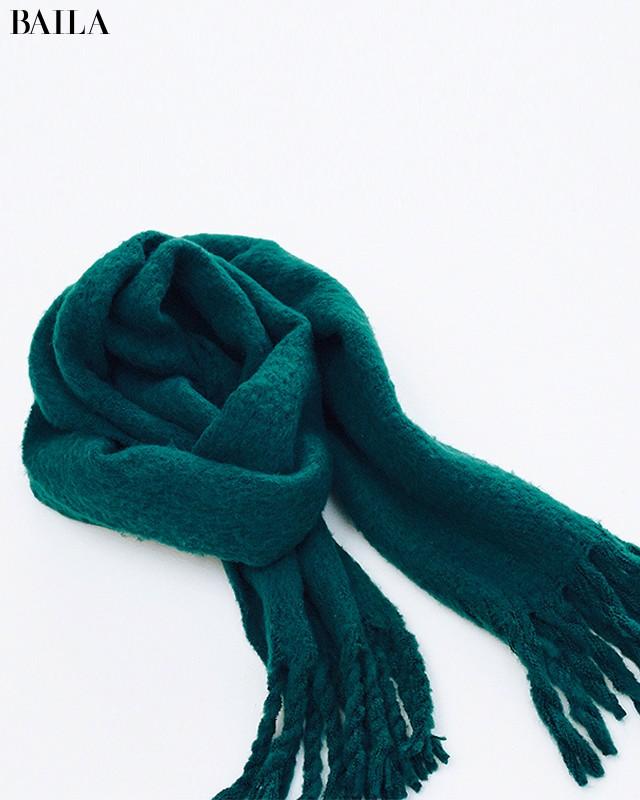 BLACK×グリーン小物-2