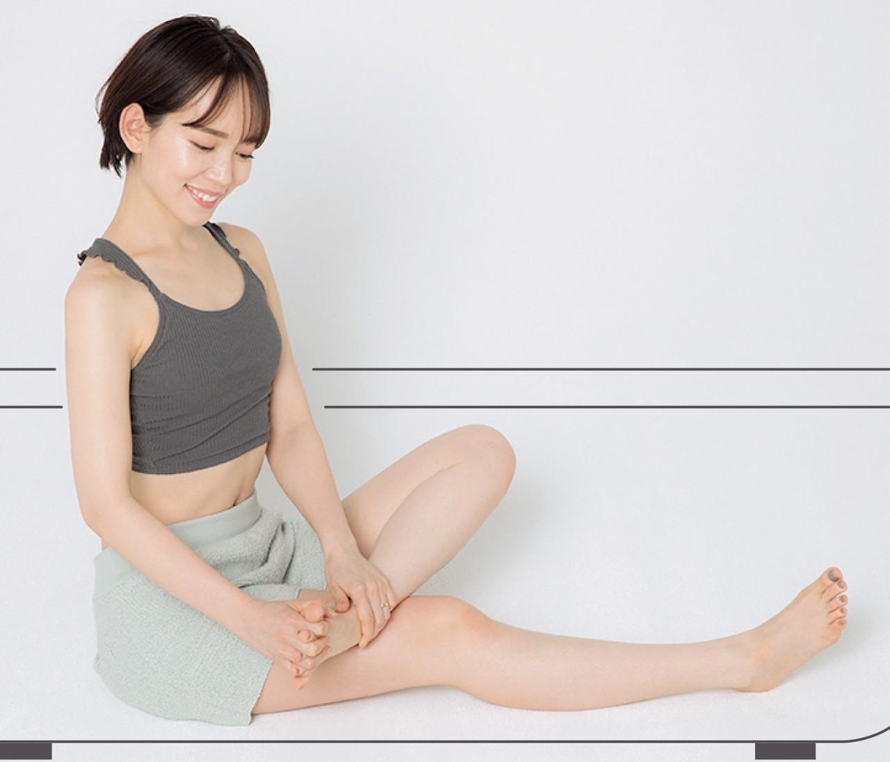 【温活テク】ダイエット美容家が教える「お風呂ケア」で巡り&代謝UP!