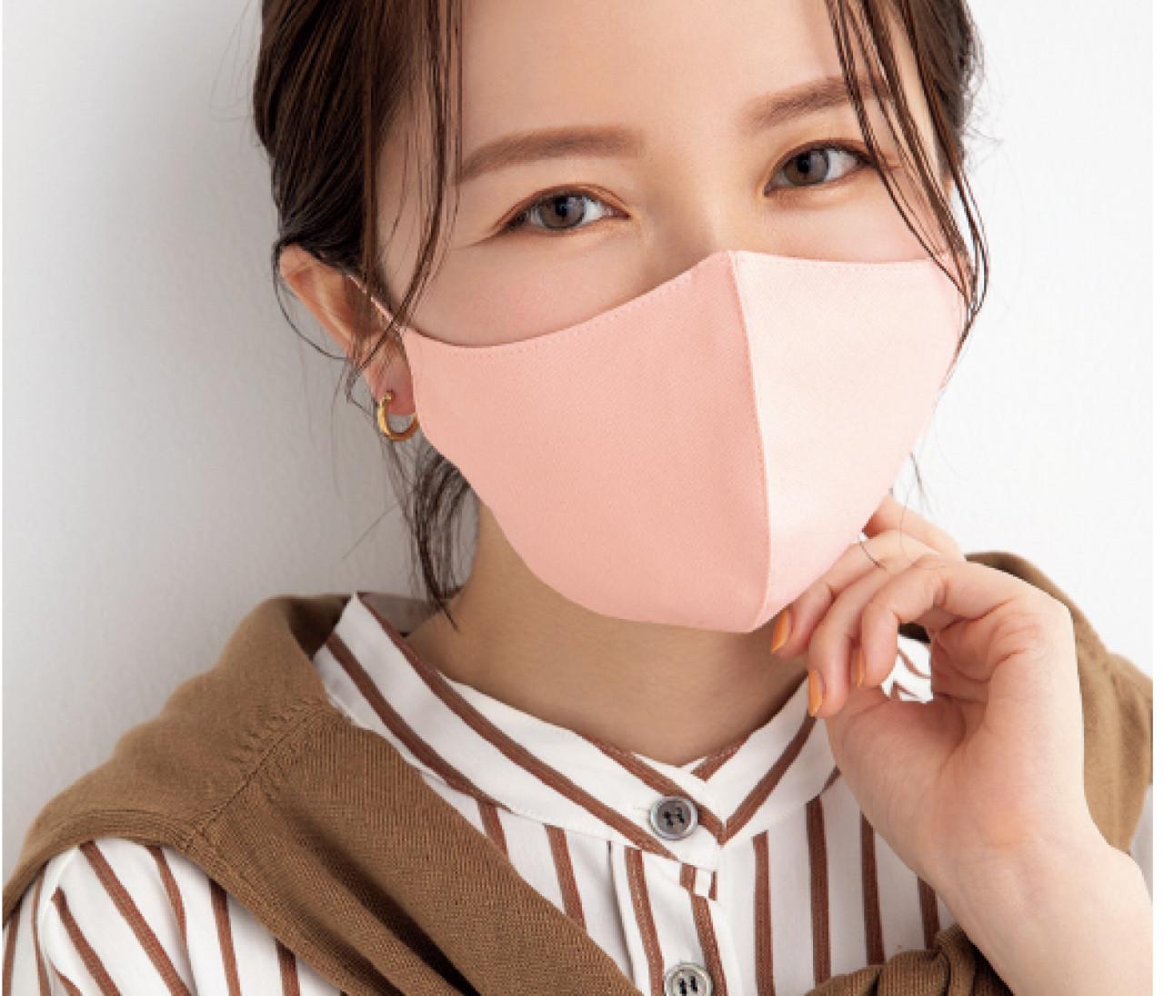 イエベ肌に似合って&きれいに見せるマスクはこの3色!