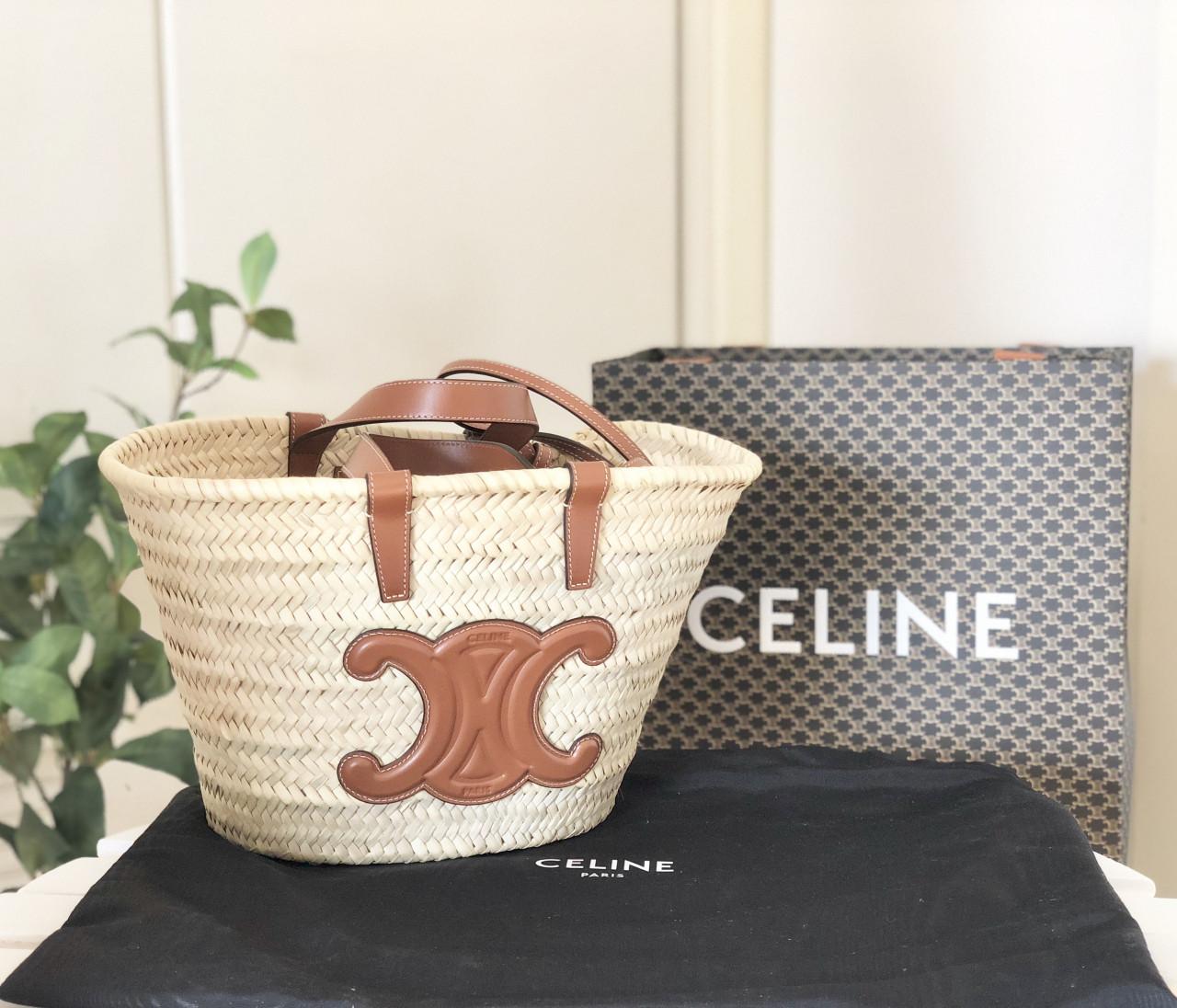 【CELINE】popup先行発売スモールバスケットバッグ