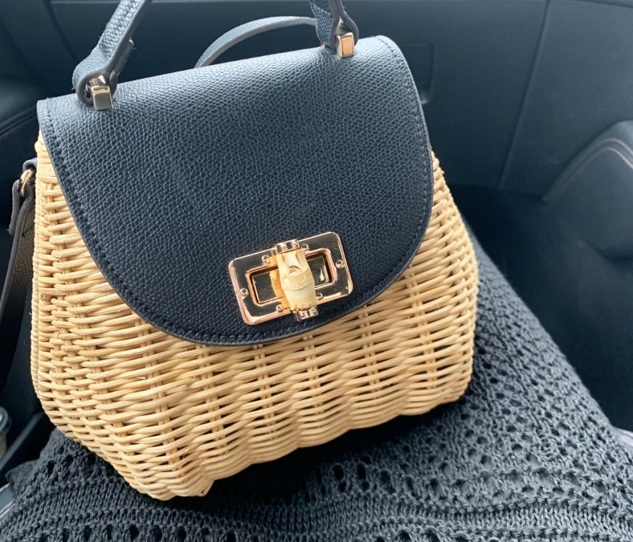 プチプラに見えない!H&Mのスモールバッグが可愛すぎる♡