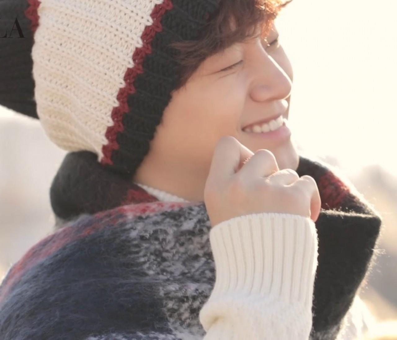 @BAILA限定公開!【JUNHO (From 2PM)】撮影メイキング&メッセージ動画