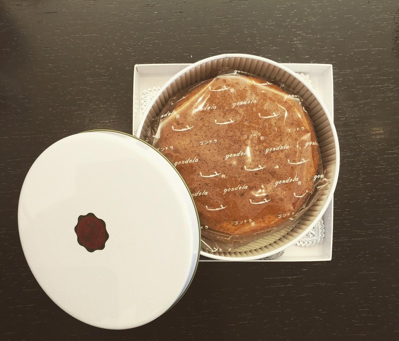 必ず喜ばれる手土産といえばこれ!「ゴンドラ」のパウンドケーキ