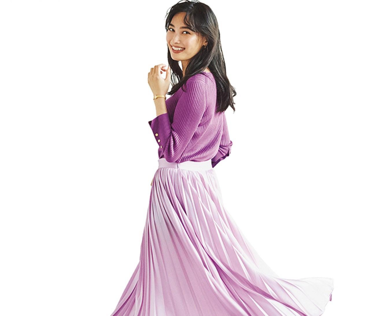 女らしさひらり☆【進化系プリーツスカート】4選&コーデ(#秋のおしゃれToDoリスト30)