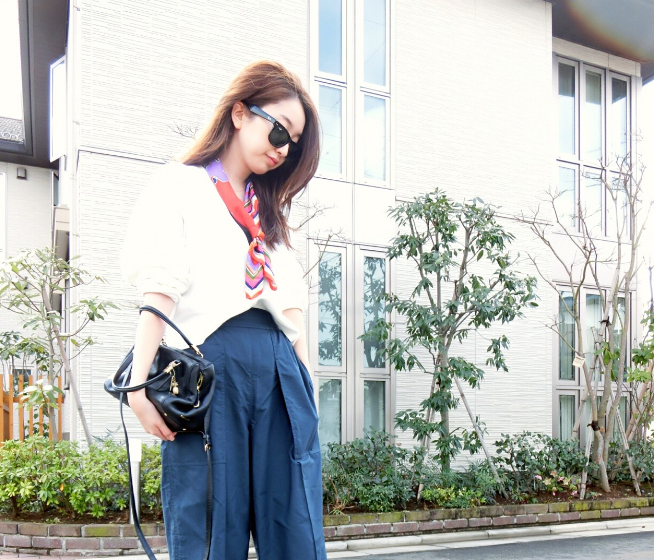 OOTD【UNIQLO AND LEMAIRE】