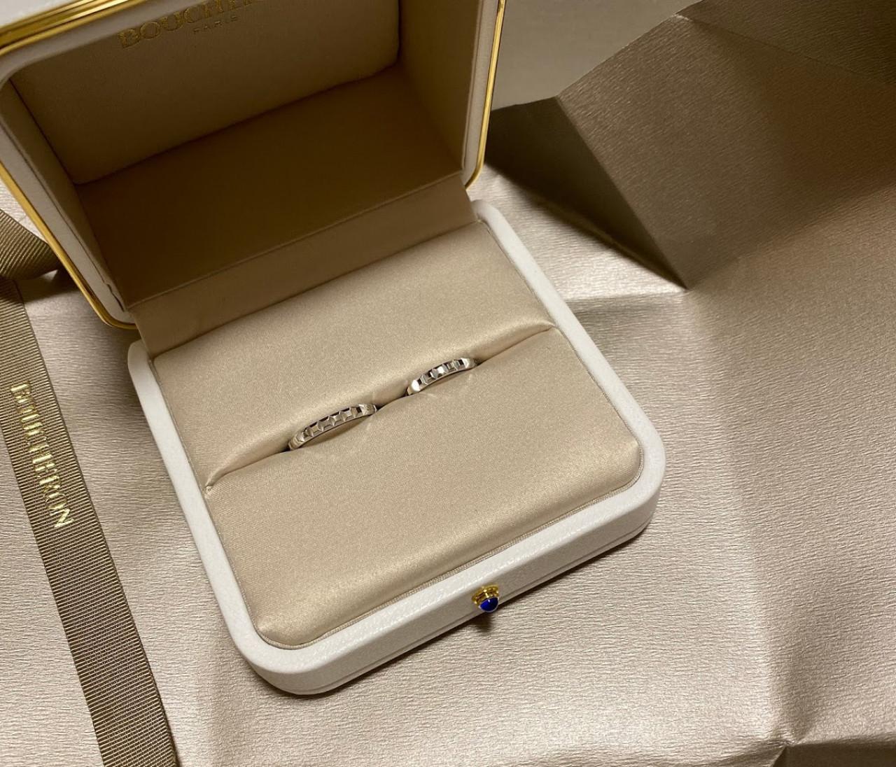 【Wedding】結婚指輪選びのこだわりポイント♡