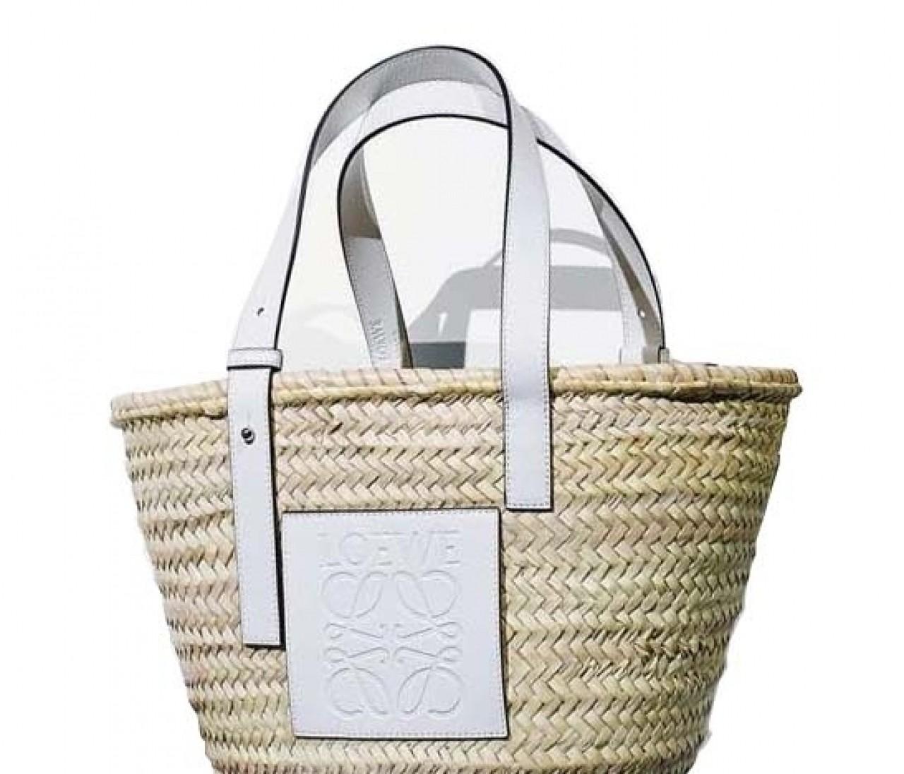 売り切れ必至!「ロエベ」のかごバッグが可愛すぎる!