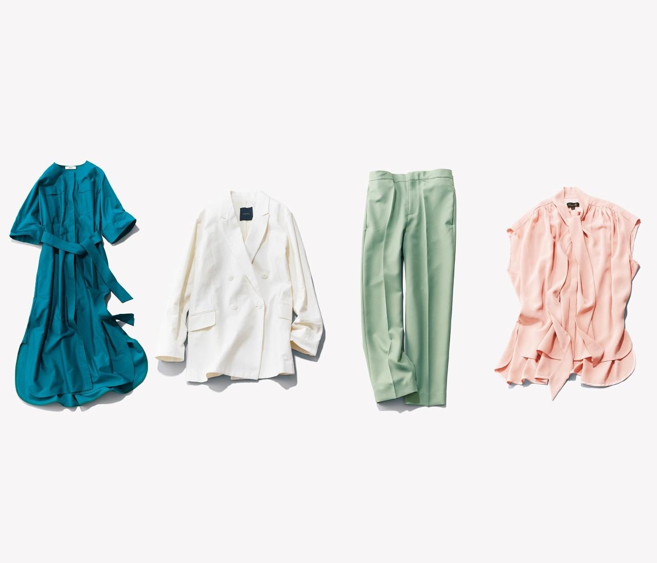 【春の4大服】おしゃれプロが教える「今買って損しない服」