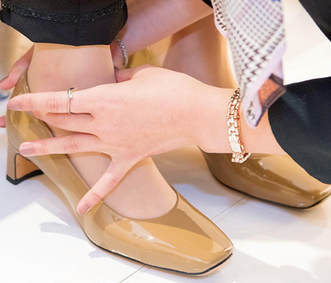 【正しいパンプスの選び方】あなたの靴サイズ、本当に合ってる?