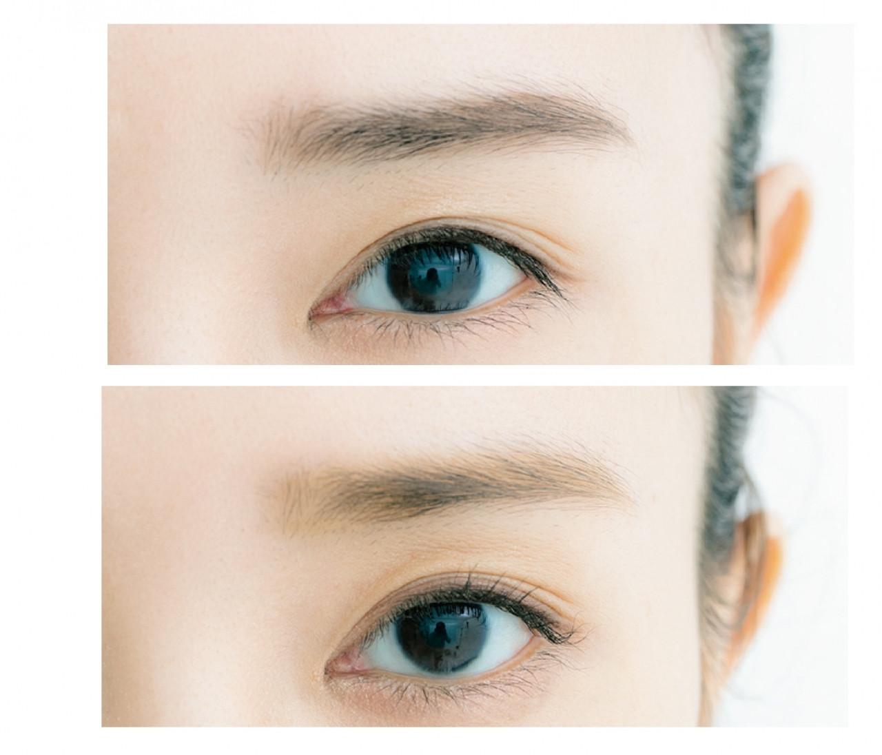 【30代のためのネオ美人眉Q&A2】目を大きく見せる眉色ってありますか?
