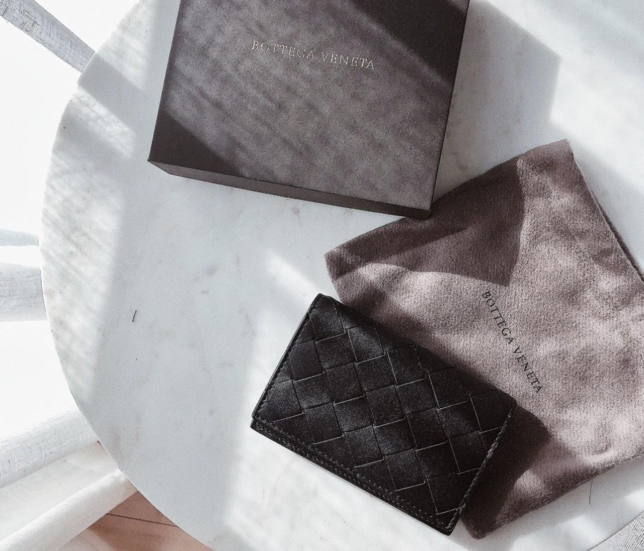 【30代からの名品小物】新生ボッテガ・ヴェネタのカードケース