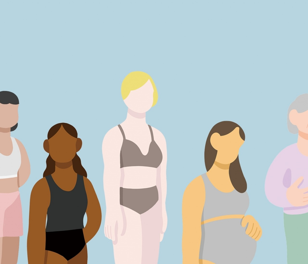 【UNIQLO(ユニクロ)】エアリズム吸水サニタリーショーツ¥1990が登場!女性に寄り添うフェムテックアイテムが大充実