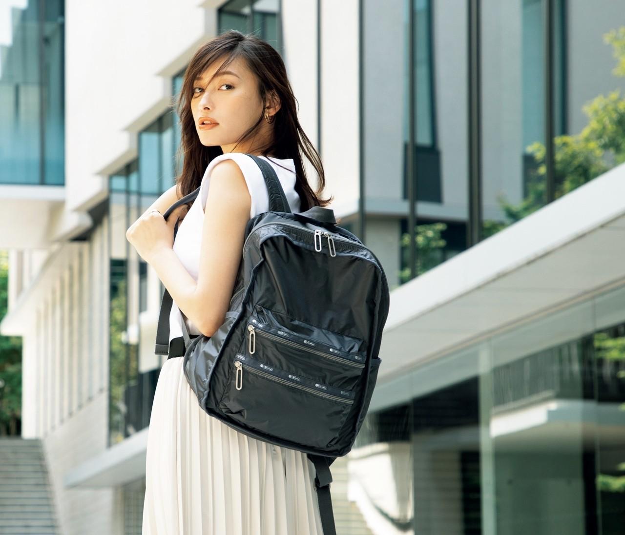 カジュアル化する通勤スタイルにも、休日のお出かけにも【毎日愛せるレスポートサックの機能派バッグ】